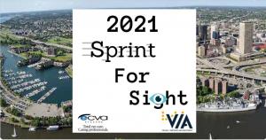 Sprint for sight logo