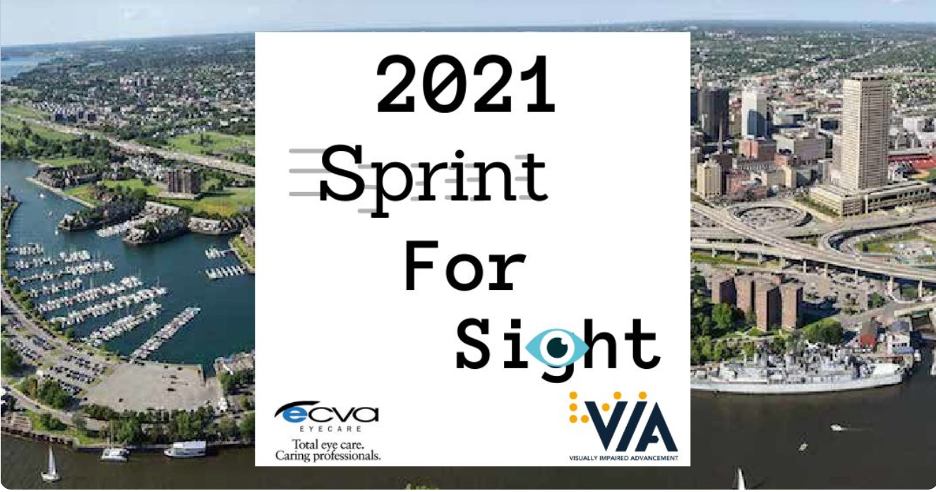 Sprint for sight logo
